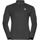 Odlo Sliq Midlayer 1/2 Zip Men black